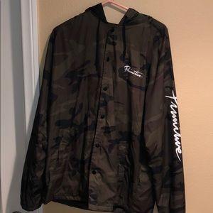 Primitive jacket